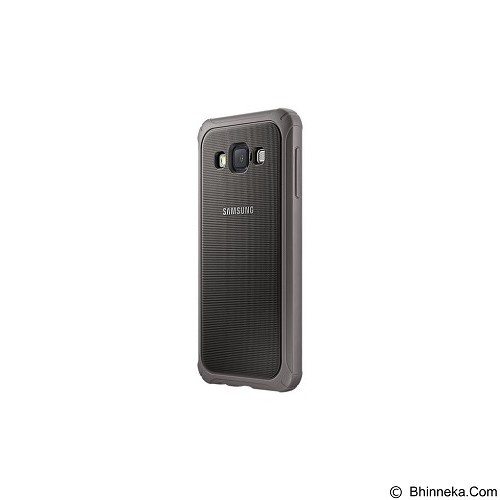 SAMSUNG Protective Cover for Galaxy A3 [EF-PA300BAEGWW] - Dark Gray - Casing Handphone / Case