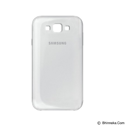 SAMSUNG Protective Cover for Galaxy E5 - White (Merchant) - Casing Handphone / Case