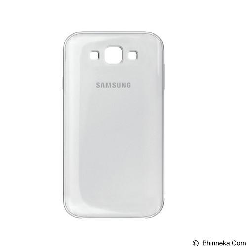 SAMSUNG Protective Cover for Galaxy E5 - White (Merchant) - Casing Handphone / Case