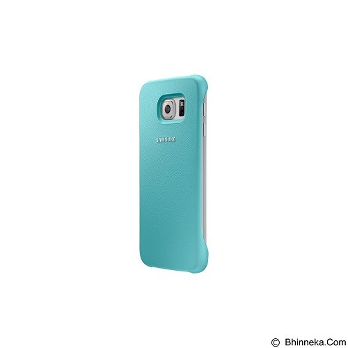 SAMSUNG Protective Cover for Galaxy S6 [EF-YG920BMEGWW] - Mint - Casing Handphone / Case
