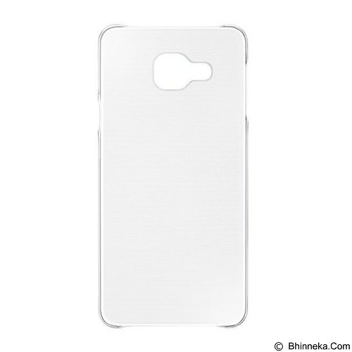 SAMSUNG Slim Cover for Galaxy A3 (2016) - Transparent (Merchant) - Casing Tablet / Case