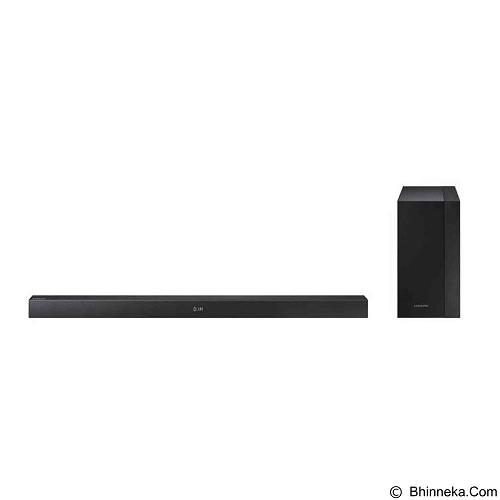 harga SAMSUNG Soundbar With Wireless Subwoofer [HW-M360/XD] Bhinneka.Com