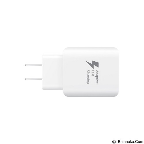 SAMSUNG Travel Adapter Fast Charging Type C [EP-TA300CWEGWW] - Charger Handphone