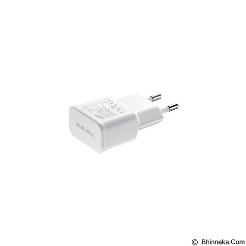 SAMSUNG Travel Adapter Micro 10W for Galaxy Note 2 [ETA-U90EWEGSTD] - White - Charger Handphone