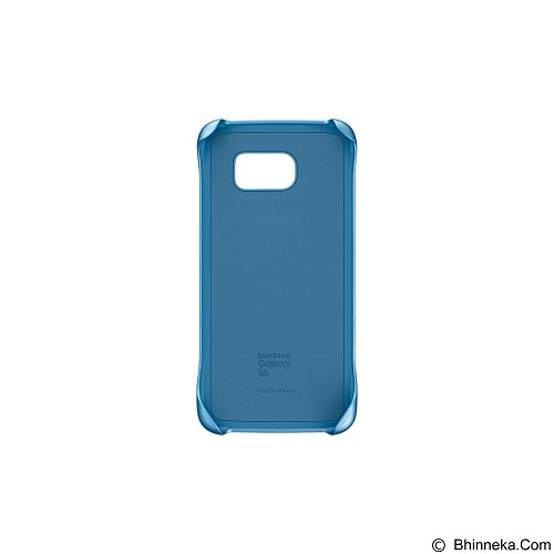 SAMSUNG protective Cover for Galaxy S6 [EF-YG920BLEGWW] - Blue - Casing Handphone / Case