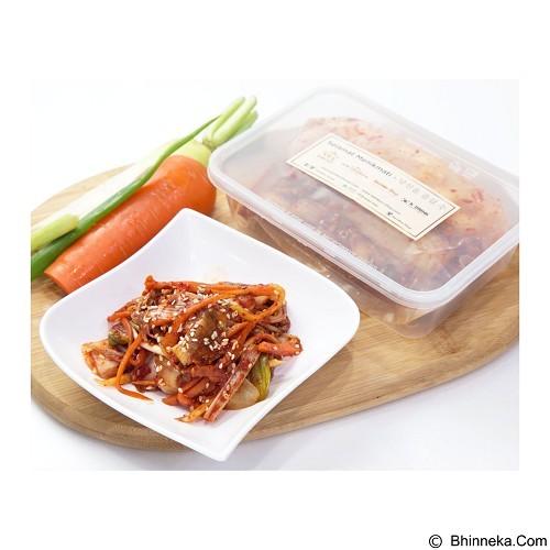 SAMWON SHOP Kimchi Mix Sawi Lobak Wortel Fresh 2kg (Merchant) - Aneka Acar, Bawang & Sayuran Kering
