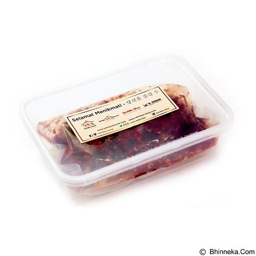SAMWON SHOP Kimchi Timun Fresh 500gr (Merchant) - Aneka Acar, Bawang & Sayuran Kering