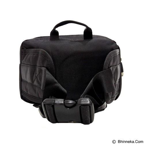 SAN PAOLO Tas Pinggang Impor [8562] - Black (Merchant) - Tas Pinggang / Travel Waist Bag