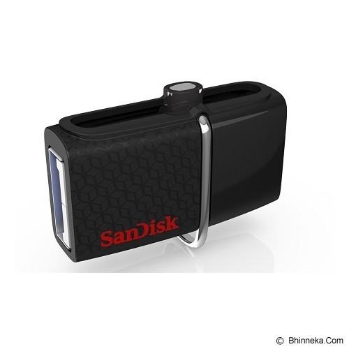 SANDISK Ultra Dual Drive OTG 64GB [SDDD2] - Usb Flash Disk Dual Drive / Otg