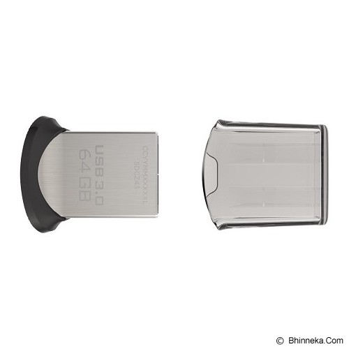 SANDISK Ultra Fit 64GB [SDCZ43] - Usb Flash Disk / Drive Stylish