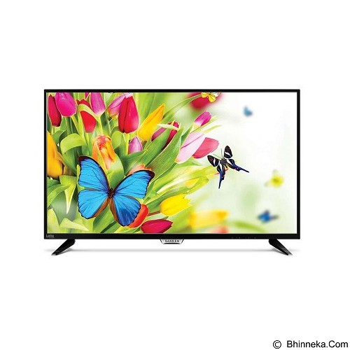 SANKEN 32 Inch TV LED [SLE-323HDB] (Merchant) - Televisi / Tv 32 Inch - 40 Inch