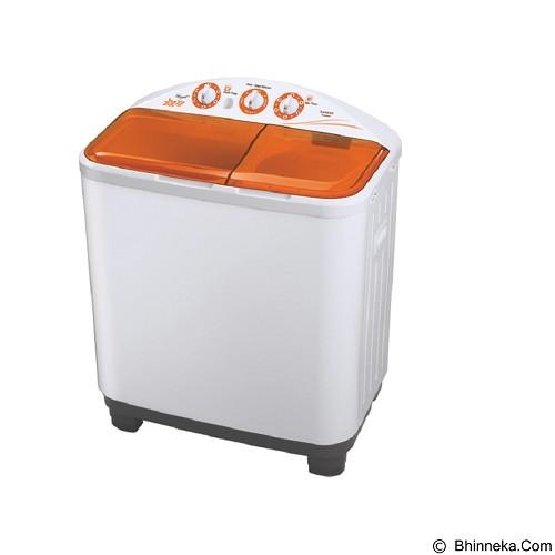 SANKEN Mesin Cuci 2 Tabung [TW-8866N] - Mesin Cuci Twin Tub
