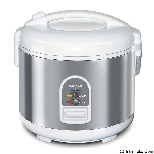 SANKEN Rice Cooker [SJ-160] - Rice Cooker