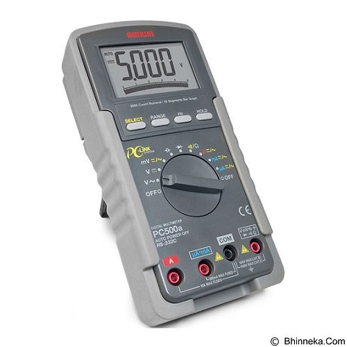 SANWA Digital Multimeter [PC500a] - Tester Listrik