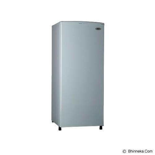 SANYO Home Freezer 6 Rak [HFS6LS] (Merchant) - Kulkas 1 Pintu