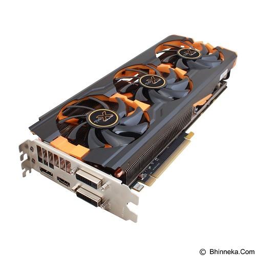 SAPPHIRE VAPOR-X R9 290X TRI-X 8GB GDDR5 [11226-11-40G] - Vga Card Amd Radeon