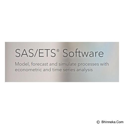 SAS ETS [8 User] - Software Office Application Licensing