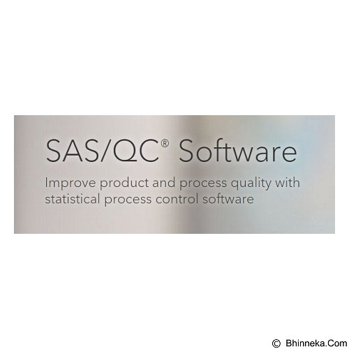 SAS QC [5 User] - Software Office Application Licensing