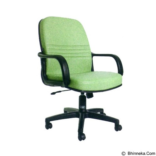 SAVELLO Office Chair Royal L - Green (Merchant) - Kursi Kantor