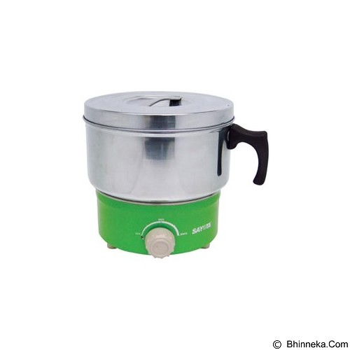 SAYOTA Elektrik Cooker [SRC 1600] - Green - Panci Set