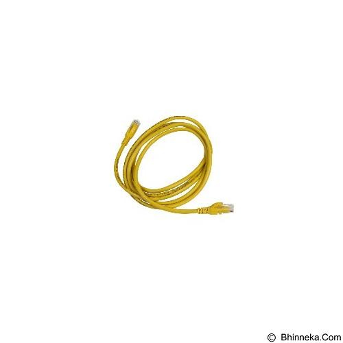 SCHNEIDER ELECTRIC Cat.5e UTP Patch Cord 2m [DCEPCURJ02YLM] - Yellow - Network Cable Utp