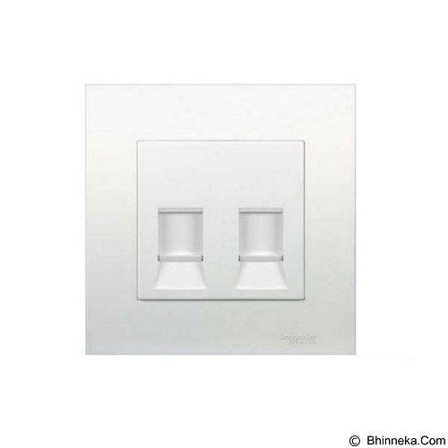 SCHNEIDER ELECTRIC Faceplate [KB32RJ6-OS] - Faceplate