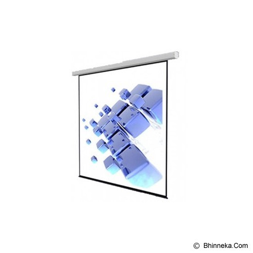 SCREENVIEW Motorized Wall Screen 120