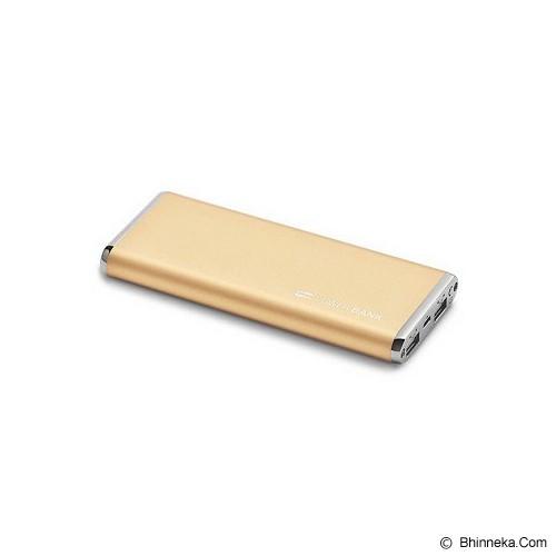SCUD Powerbank 6000mAh [M60] - Gold - Portable Charger / Power Bank