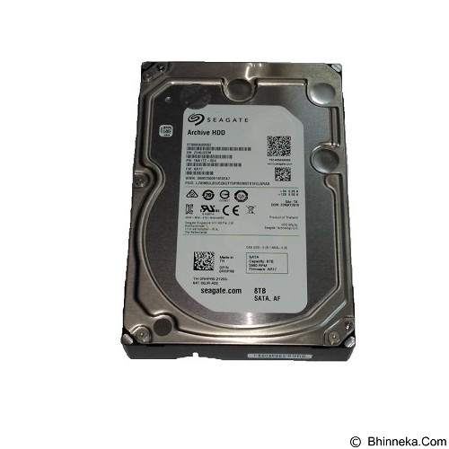 SEAGATE Archive HDD 8TB 3.5