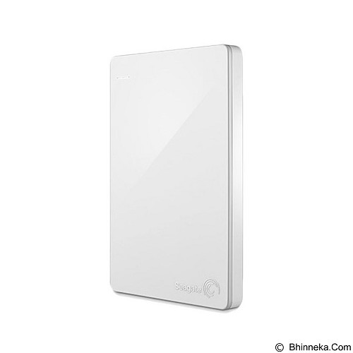 SEAGATE Backup Plus 1 TB - White - Hard Disk External 2.5 Inch