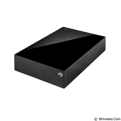 SEAGATE Backup Plus Desktop USB 3.0 6TB [STDT6000300] - Black (Merchant) - Hard Disk External 3.5 Inch