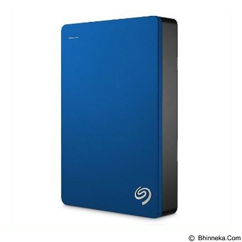 SEAGATE Backup Plus Portable USB 3.0 4TB - Blue (Merchant) - Hard Disk External 2.5 Inch