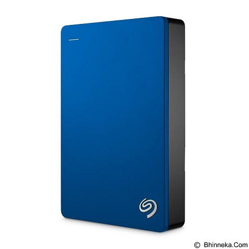 SEAGATE Backup Plus Portable USB 3.0 4TB [STDR4000302] - Blue - Hard Disk External 2.5 Inch
