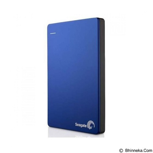 SEAGATE Backup Plus SLIM USB 3.0 1TB - Blue (Merchant) - Hard Disk External 2.5 inch