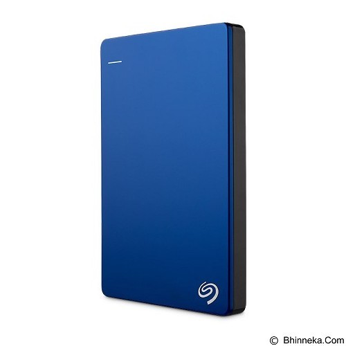 SEAGATE Backup Plus SLIM USB 3.0 2TB [STDR2000302] - Blue - Hard Disk External 2.5 Inch
