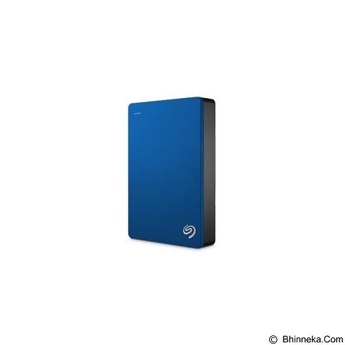 SEAGATE Backup Plus SLIM USB 3.0 4TB - Blue (Merchant) - Hard Disk External 2.5 Inch