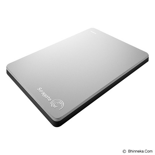 SEAGATE Backup Plus Slim External Portable 500GB USB3.0 - Silver - Hard Disk External 2.5 Inch