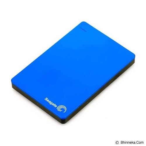 SEAGATE Backup Plus Slim External Portable 1TB USB3.0 - Blue - Hard Disk External 2.5 Inch