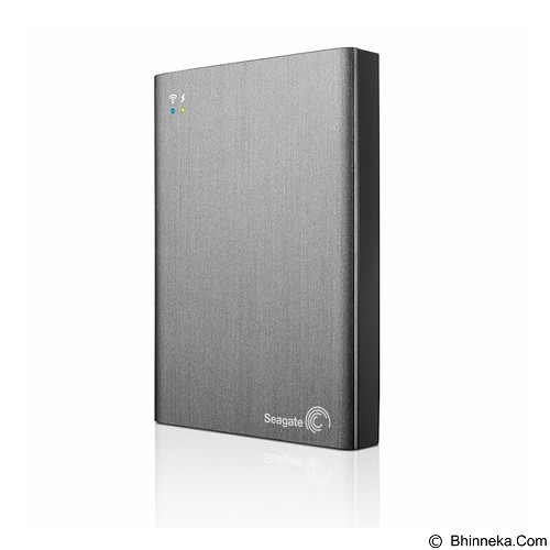 SEAGATE Wireless Plus 2 TB - Hard Disk External 2.5 Inch