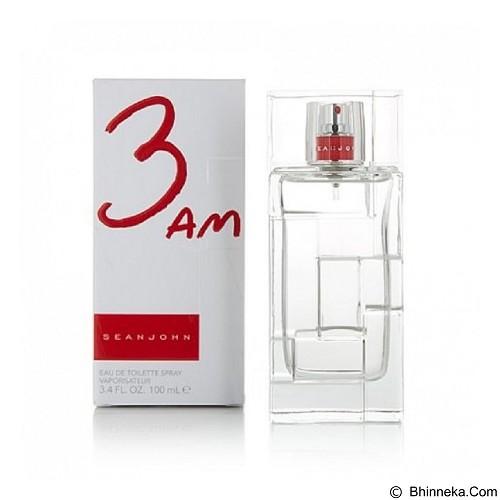 SEAN JOHN 3 AM for Men EDT 100 ml (Merchant) - Eau De Toilette untuk Pria