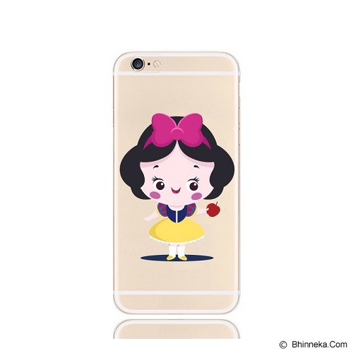 SECIUS Case iPhone 5/5S Princess A - Casing Handphone / Case