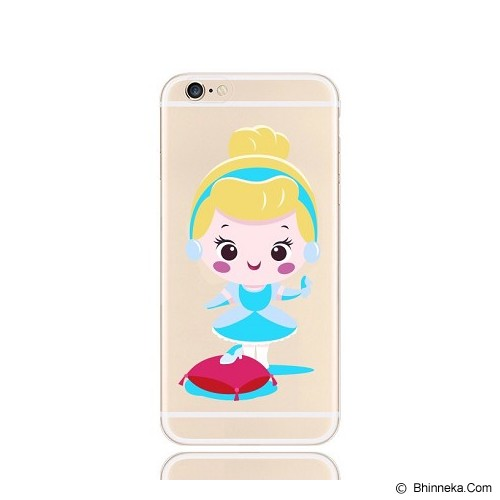 SECIUS Case iPhone 5/5S Princess D - Casing Handphone / Case