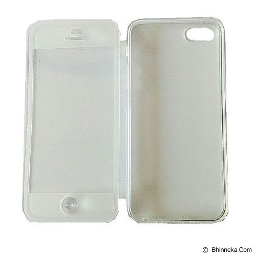 SECIUS Flip Case for iPhone 6 - White - Casing Handphone / Case