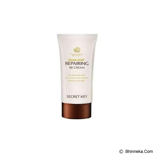 SECRET KEY Snail EGF Repairing BB Cream - Krim Bb / Bb Cream