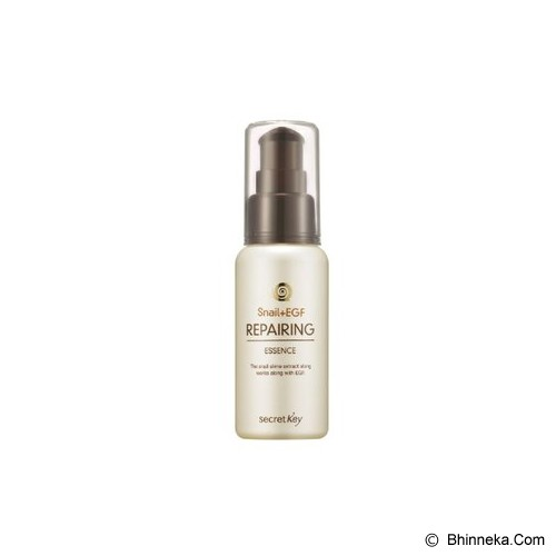 SECRET KEY Snail + EGF Repairing Essence 60ml - Serum Wajah