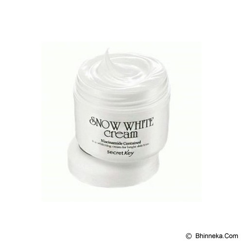 SECRET KEY Snow White Cream - Krim / Pelembab Wajah