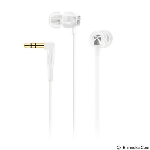SENNHEISER Earphone CX 3.00 - White - Earphone Ear Monitor / Iem