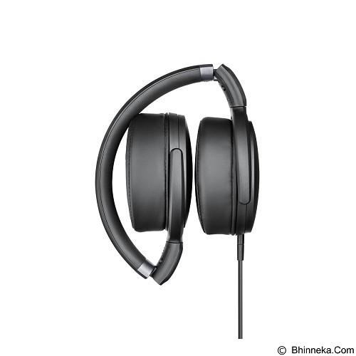 SENNHEISER Headphone Around Ear [HD 4.30G] - Black (Merchant) - Headphone Full Size