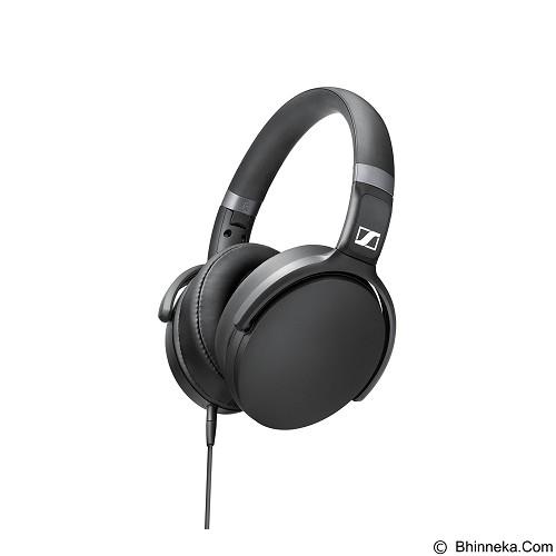 SENNHEISER Headphone Around Ear [HD 4.30i] - Black (Merchant) - Headphone Full Size