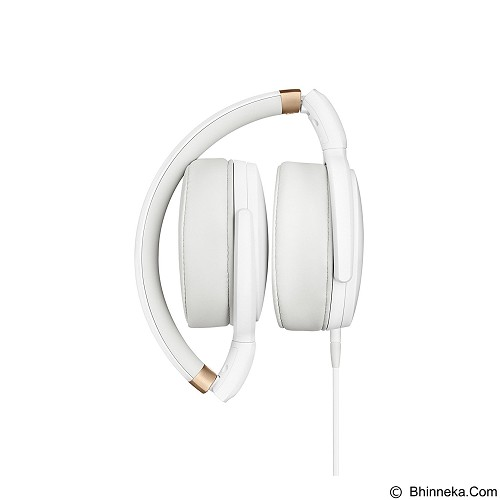 SENNHEISER Headphone Around Ear [HD 4.30i] - White (Merchant) - Headphone Full Size